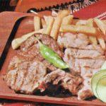 Siebenbürger Holzplattenfleisch