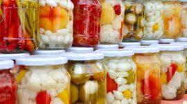 Mixed pickles und Tschalamade