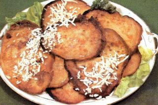 Gefüllte Kartoffelomeletts